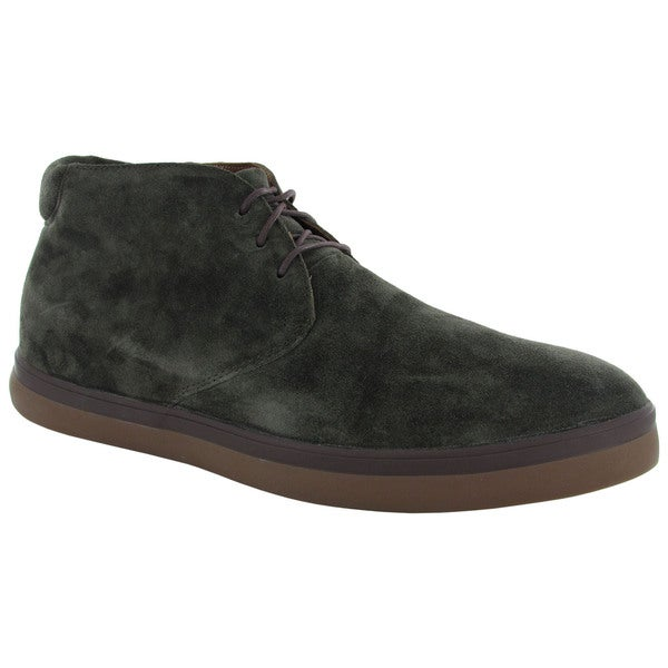 FitFlop'Lewis Boot Suede Lace Up Chukka Boots