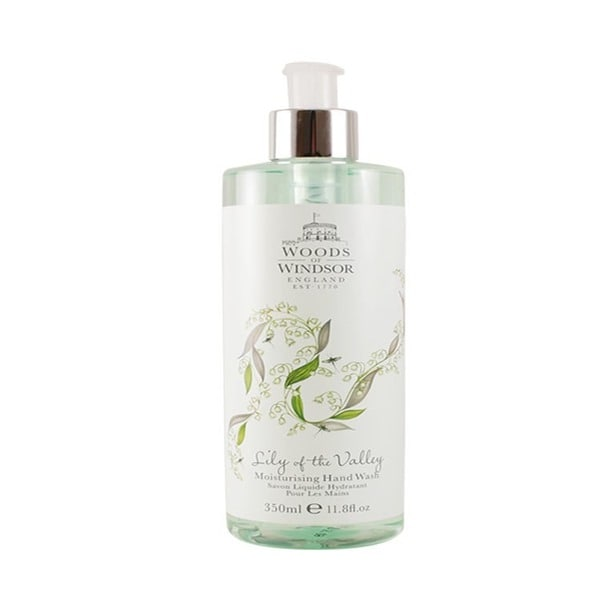 Woods Of Windsor Lily Of The Valley Women's 11.8-ounce Moisturizing Hand Wash