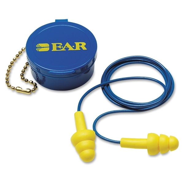 E-A-R Ultrafit Multi-Use Earplugs - 50/BX