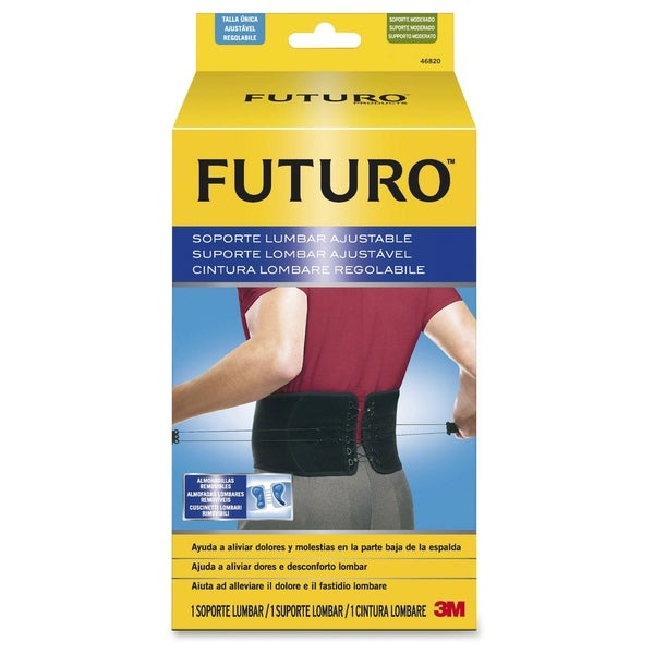 Futuro Adjustable Back Support - 1/EA