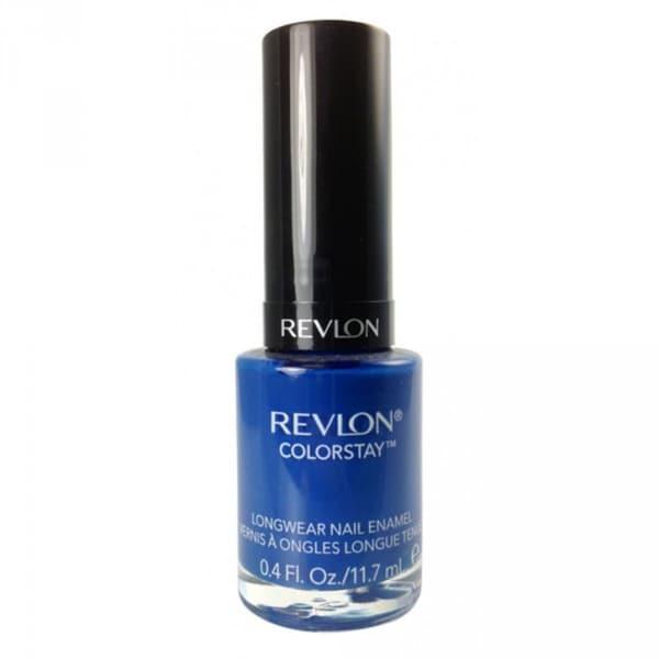 Revlon Colorstay Longwear Nail Enamel 180 Indigo Night