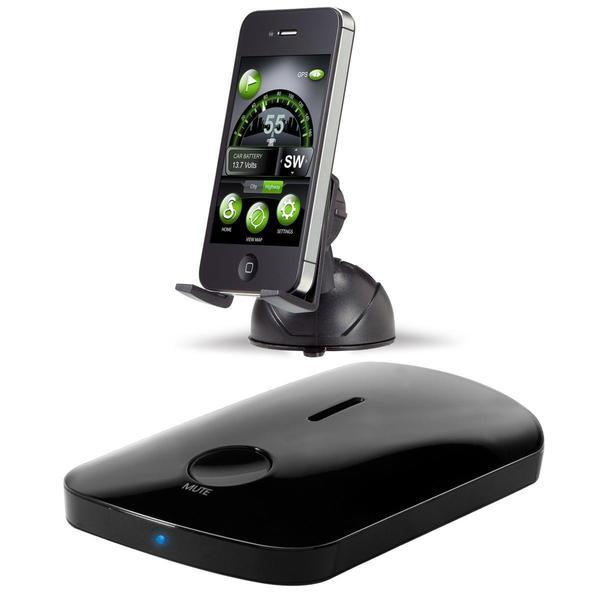 Cobra Irad 500 Iradar Detector with Mount Bundle For Ios Apple (Refurbished)