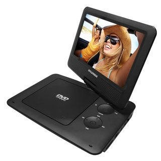 Sylvania SDVD9019b Portable DVD Player (Refurbished)