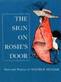 The Sign on Rosie's Door (Hardcover)