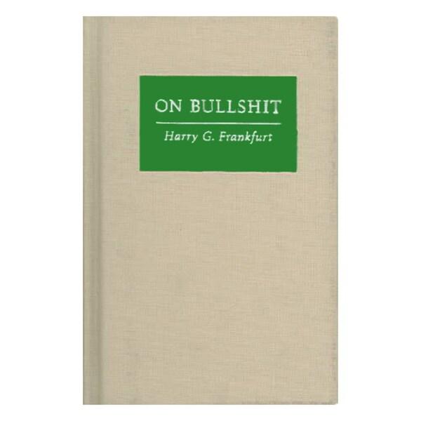 On Bullshit (Hardcover)