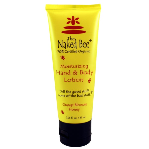 The Naked Bee Women's 2.25-ounce Hand & Body Lotion