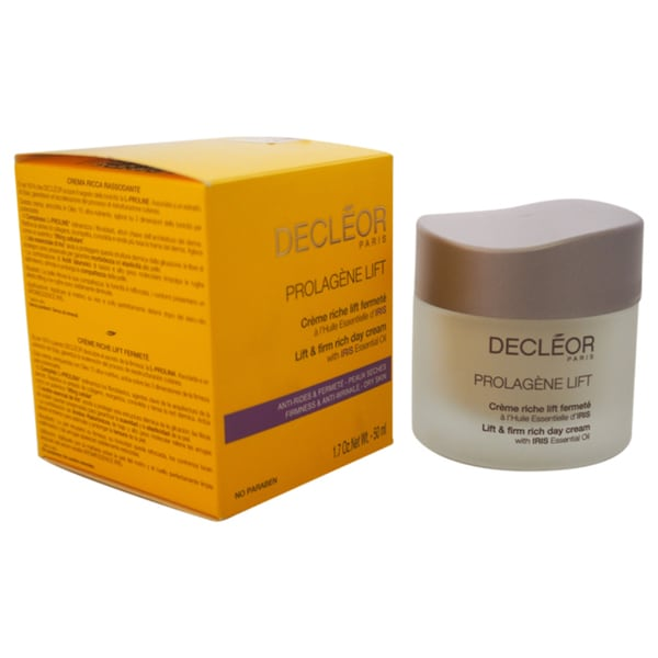 Decleor Prolagene Lift Lift & Firm Rich 1.7-ounce Day Cream