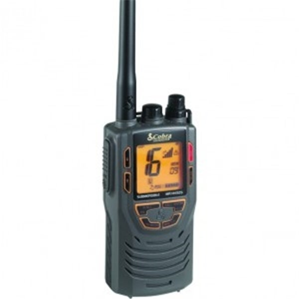 Cobra Mrhh325vp Vhf Handheld Transceiver (Refurbished)