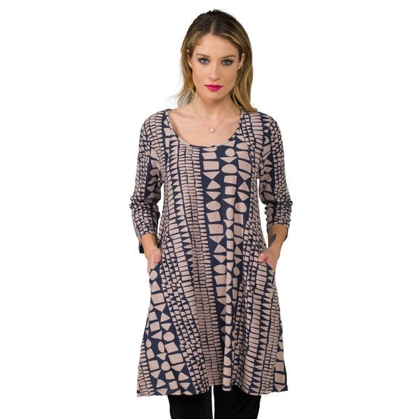 Women's Slub Tunic