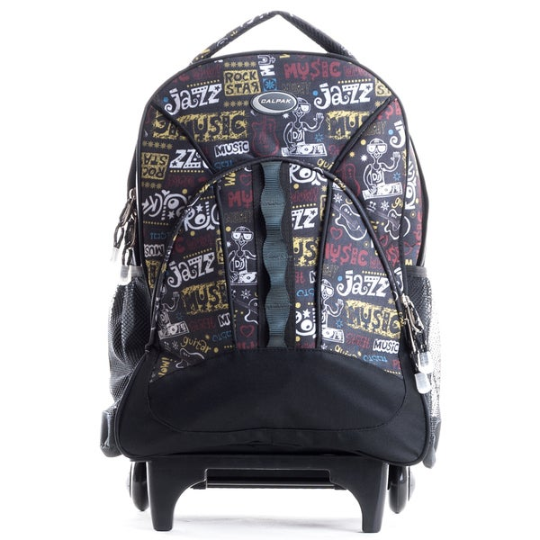 CalPak 'Grand Stand' Music Man Rolling 17-inch Laptop Backpack