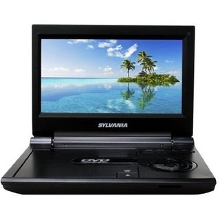 Sylvania SDVD9000b 9-inch Portable DVD Player (Refurbished)
