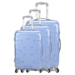 Air Express Milan 3-piece Hardside Spinner Luggage Set