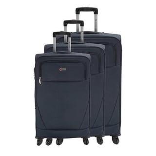 Air Express Saint Raphael 3-piece Spinner Luggage Set