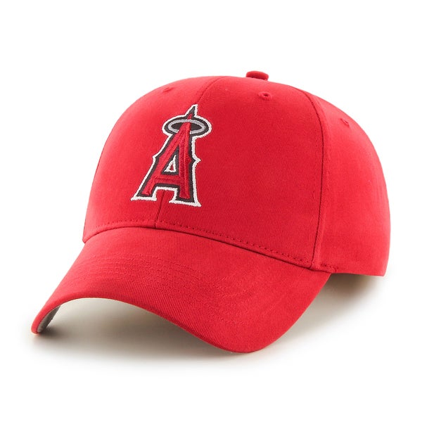 47 Brand Los Angeles Angels MLB Basic Velcro Hat 16909379