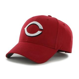 47 Brand Cincinnati Reds MLB Basic Velcro Hat