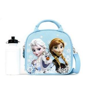 Disney Frozen Lunch Box Kit - Snow Blue
