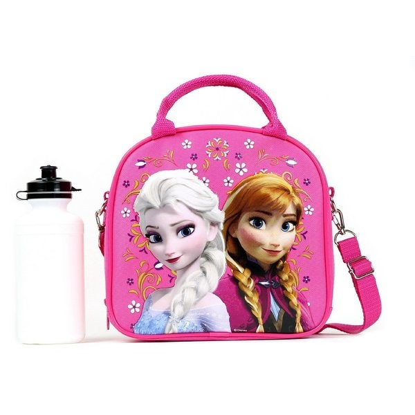 Disney Frozen Lunch Box Kit - Princess Pink