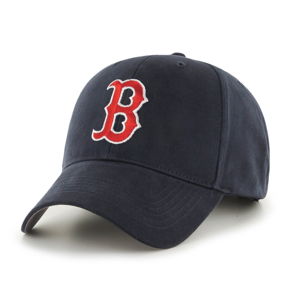 47 Brand Boston Red Sox MLB Basic Velcro Hat
