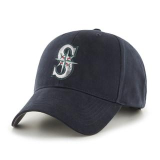 47 Brand Seattle Mariners MLB Basic Velcro Hat