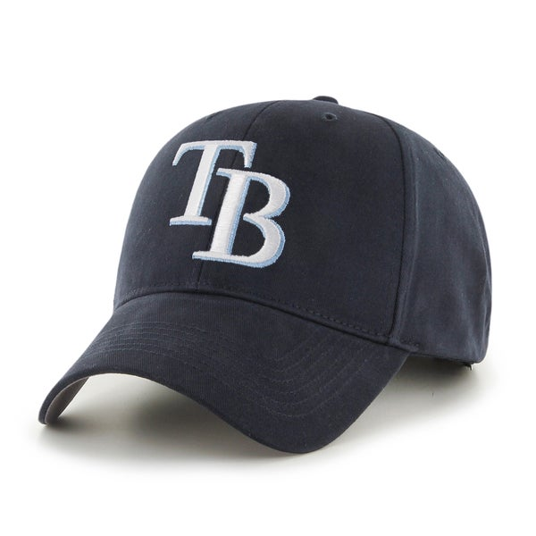 47 Brand Tampa Bay Rays MLB Basic Hook and Loop Hat 16909425