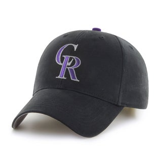47 Brand Colorado Rockies MLB Basic Velcro Hat