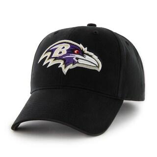 47 Brand Baltimore Ravens NFL Basic Velcro Hat
