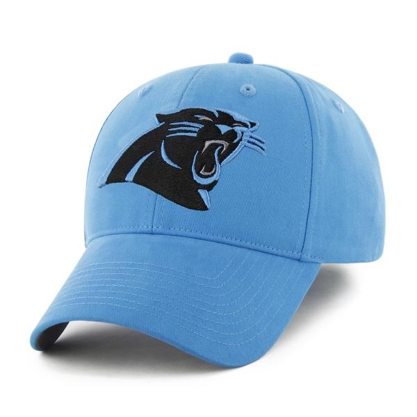 47 Brand Carolina Panthers NFL Basic Velcro Hat