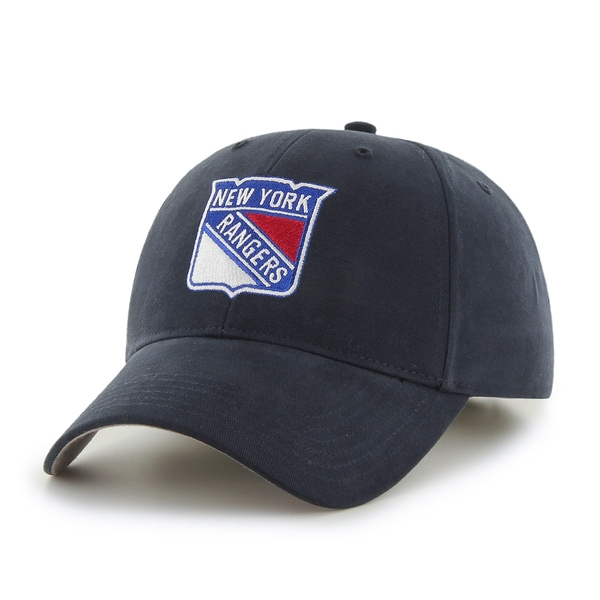 47 Brand New York Rangers NHL Basic Velcro Hat
