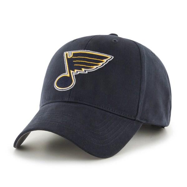 47 Brand St. Louis Blues NHL Basic Velcro Hat