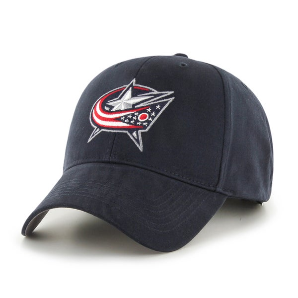 47 Brand Columbus Blue Jackets NHL Basic Velcro Hat