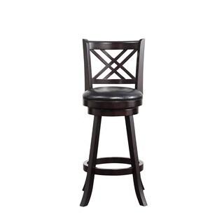 Melrose 29 Inch Swivel Bar Stool 17461460 Overstock