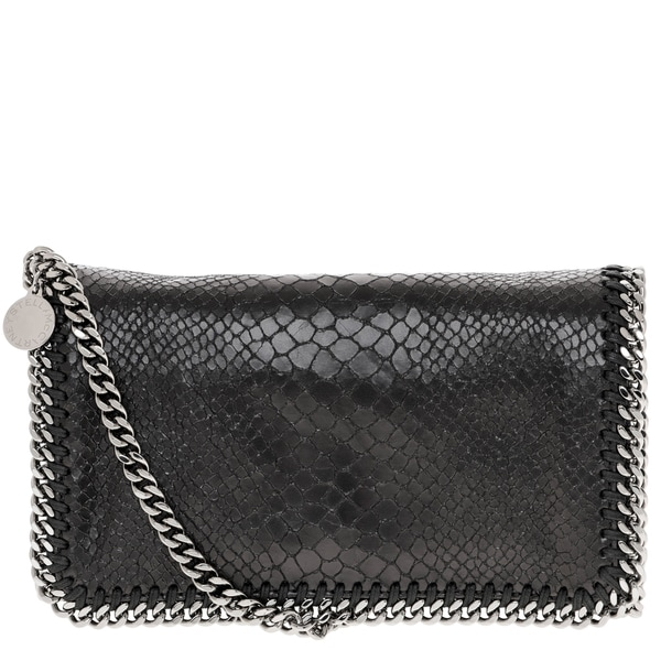 Stella McCartney Falabella Alter Snake Crossbody Bag