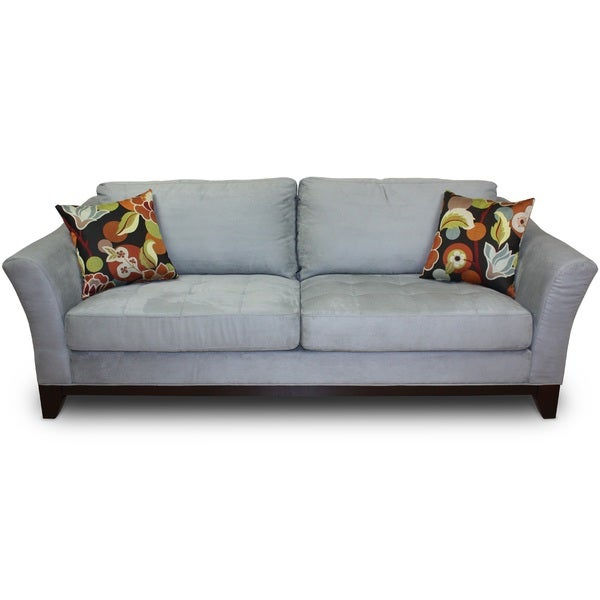 Avalon Powder Blue Sofa