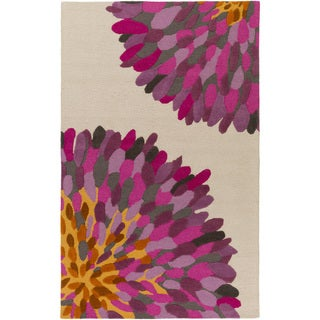Hand-Tufted Lulu Wool Rug (4' x 6')