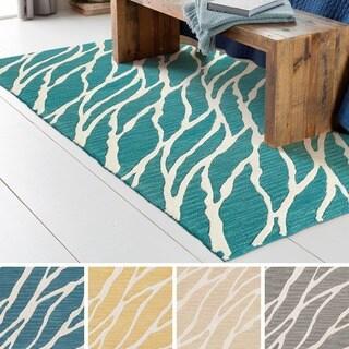 Hand-Tufted Lami Wool / Viscose Rug (9' x 13')