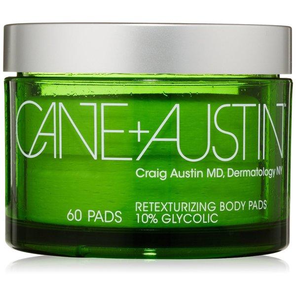 Cane + Austin 10-percent Body Retexture Pads (60 Peels)