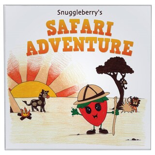Snuggleberry's Safari Adventure Storybook