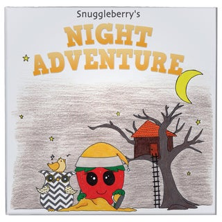 Snuggleberry's Night Adventure Storybook