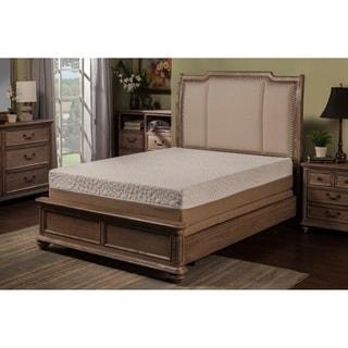 Sleep Zone Hermosa 8-inch Twin XL-size Memory Foam Mattress
