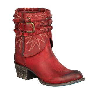 Lane Boots 'Dove' Women's Leather Cowboy Boot