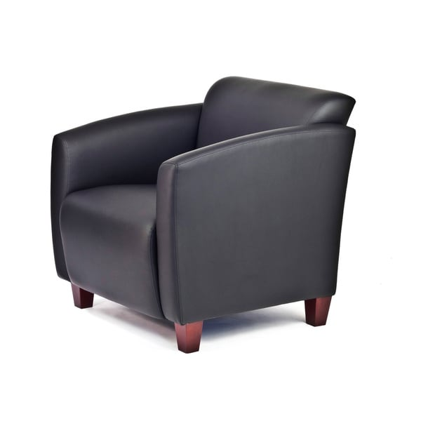 Ergo Black Lounge Chair