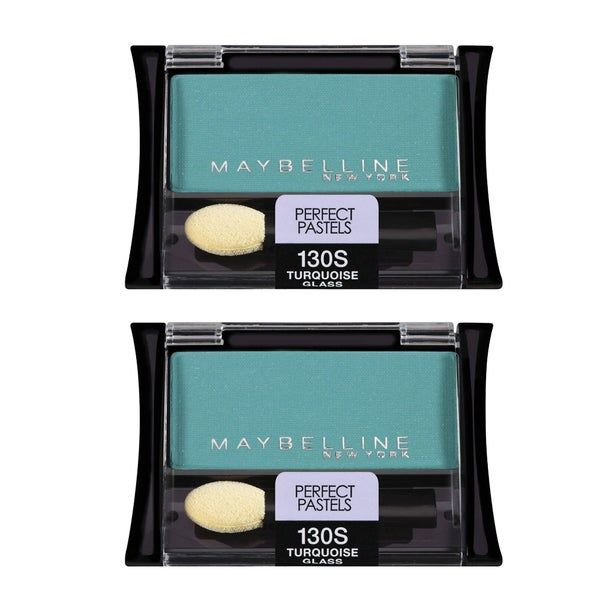 Maybelline New York Expert Wear Eyeshadow Singles (Pack of 2)