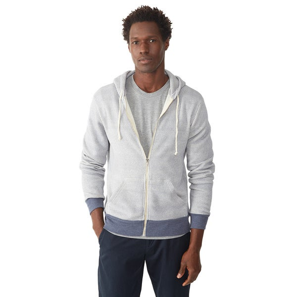 Alternative Rocky Eco-Fleece Zip Hoodie