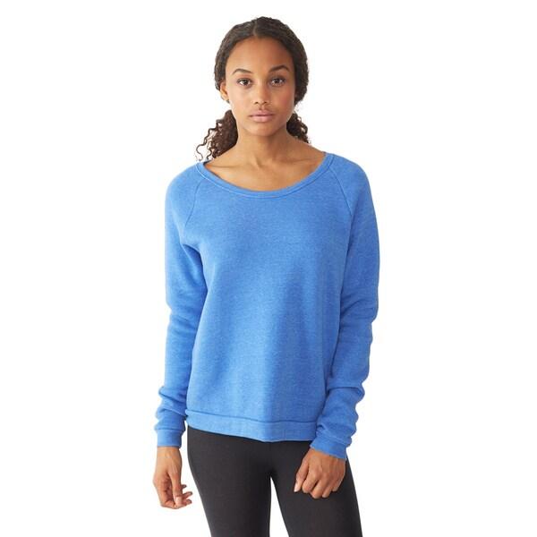 Alternative Women's Blue Dash Pullover