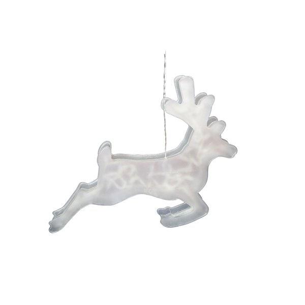 Reindeer Indoor Hanging Decor (Pack of 4)