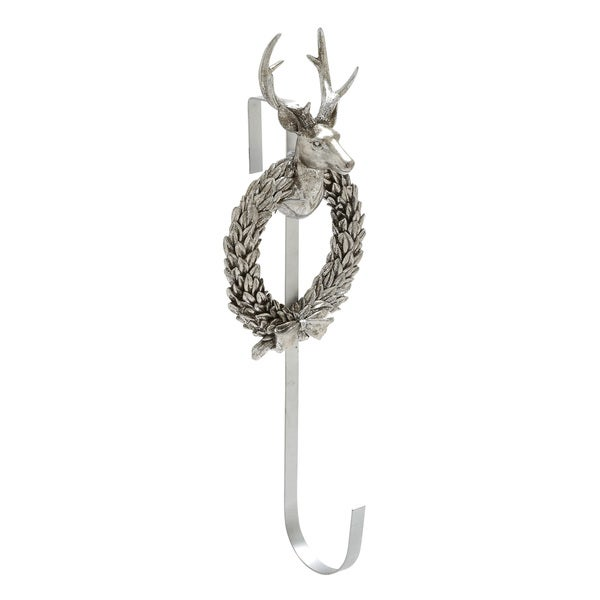Metal Deer Head Hook