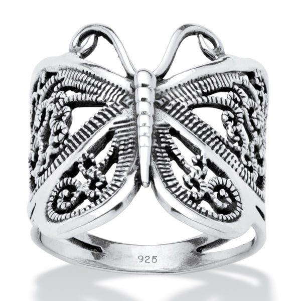 Palm Beach Butterfly Wrap Ring Tailored