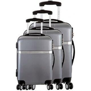 France Bag Catane 3-piece Hardside Spinner Luggage Set