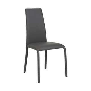 Euro Style Camille Grey Side Chair (Set of 4)