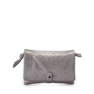 Jasbir Gill JG/SL/CL194 Silver Leather Clutch (India)